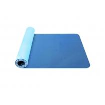 Коврик для йоги и фитнеса TPE двусторонний KP-189