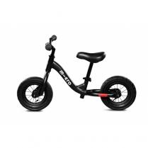 Jooksuratas Micro Balance Bike, must