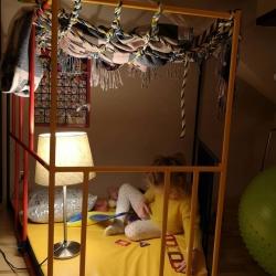 Детские спортивные комплексы для самых маленьких. Опыт мамы.
