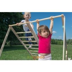 Детские спортивные комплексы помогают развиваться